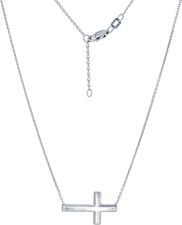 Ss E2W Adj Love Neck DiamondJewelryNY Silver Pendant