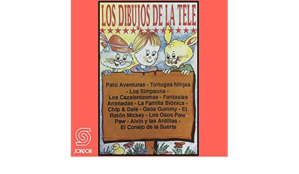 Las Tortugas Ninja by Los Tutti Frutti on Amazon Music ...