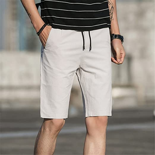 GXSCE Deportes Casual Shorts, Pantalones de algodón, Pantalones ...
