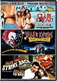 Club Dread / Killer Klowns: From Outer Space / Killer Tomatoes Strike Back (Triple Feature DVD Set)