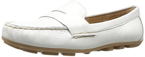 Blanco de Montaña Mocasines Skipper Moc Zapatos de, Color Blanco, Talla 42 2/3: Amazon.es: Zapatos y complementos