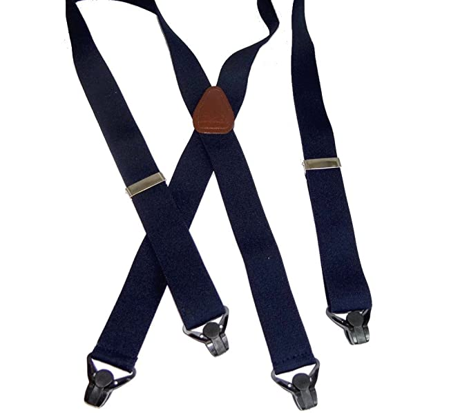 73c60c536 Image Unavailable. Image not available for. Color  Hold-Ups 36 quot  Kids  Black Suspenders with Patented Gripper Clasps