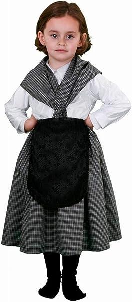Yupiyei Disfraz de Castañera - 10-12 años: Amazon.es: Ropa y ...