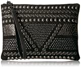 Lucky Gems Clutch, Black