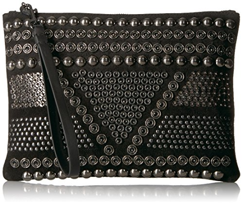 Lucky Gems Clutch, Black by Lucky Brand