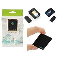 MINI TRACKER A8 GPS LOCALIZZATORE GPS MICROSPIA GSM ASCOLTO VOCALE ANTIFURTO CW199