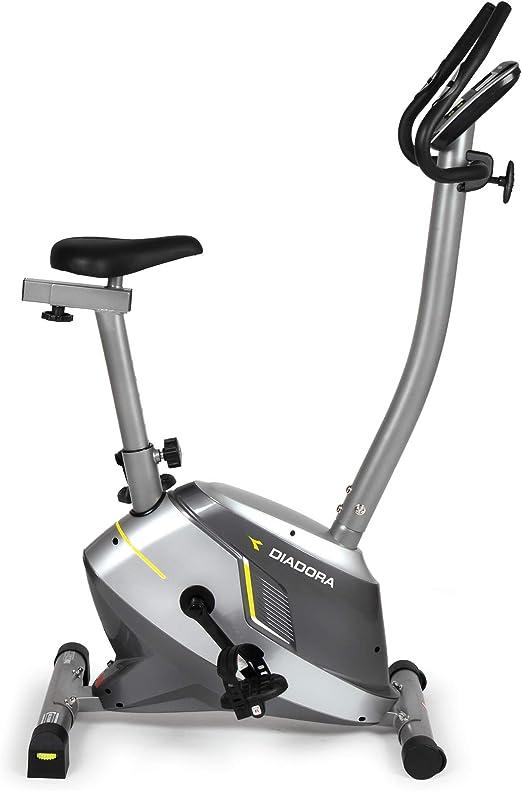 Cyclette Diadora Lotus con Hand Pulse, 15 programas de ...