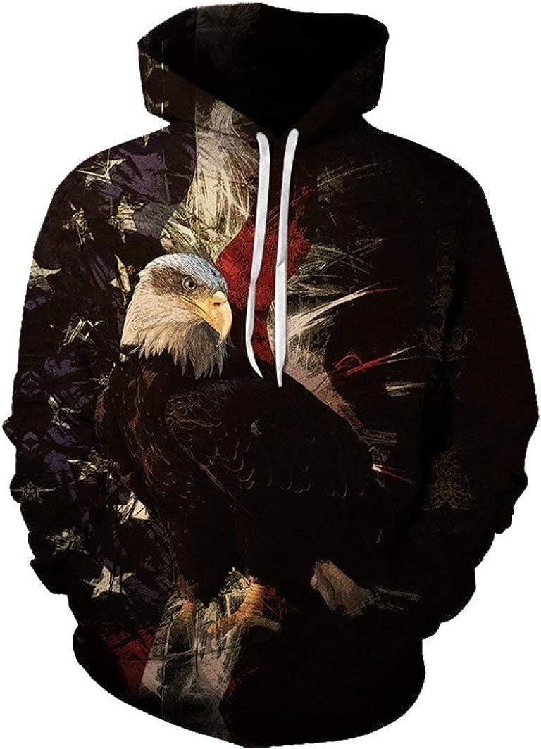 Hale Tomlinson Hoodie Sweater Men Color Blocks 3D Print Graphic Casual Sweatshirts XXXX-Large