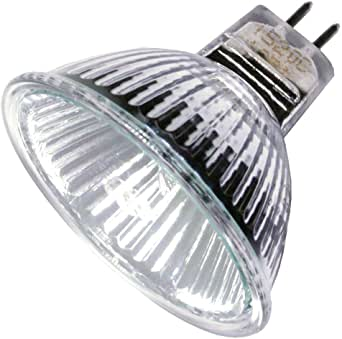 Sylvania 58511 50mr16 B Fl35 C 12v Mr16 Halogen Light Bulb Amazon Com