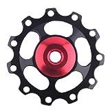 CLKjdz Aluminum Bike Jockey Wheel Rear Derailleur