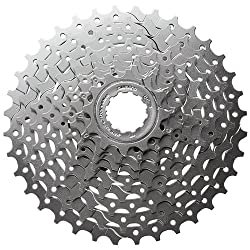 Shimano Cassette Sprocket,cs-hg400-9, 9-speed, 12-14-16-18-21-24-28-32-36(bh),