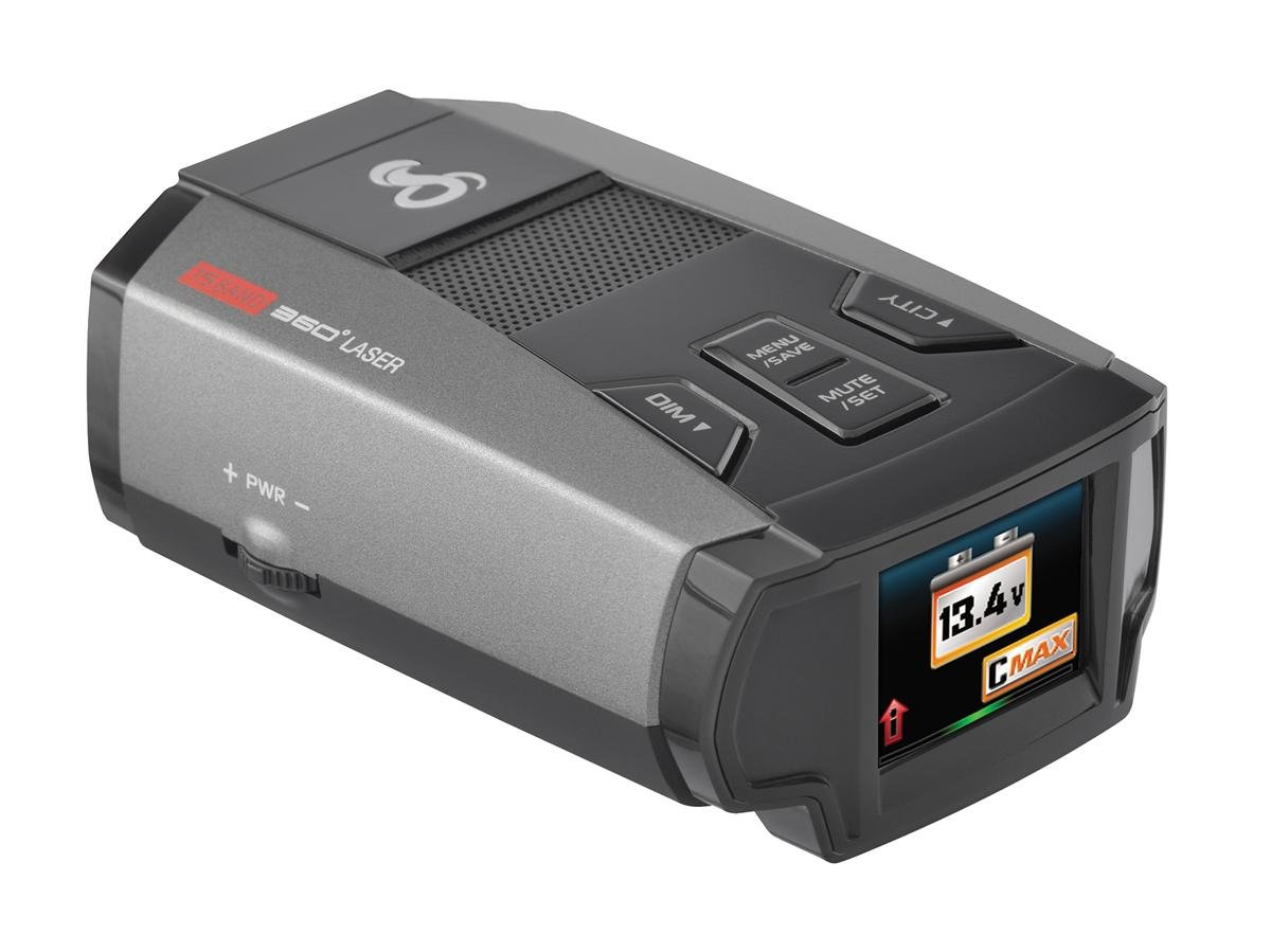 Cobra Electronics SPX 7700 Maximum Performance Radar//Laser Detector