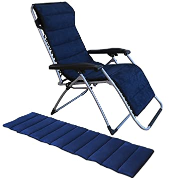 Charmant Amazon.com : Le Papillon All Seasonal Zero Gravity Chair Adjustable  Recliner With Removable Suede Cushion : Garden U0026 Outdoor