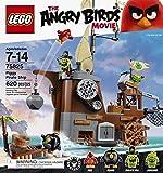 LEGO Angry Birds 75825 Piggy Pirate Ship Building Kit (620 Piece)