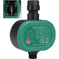 Monzana | Presóstato | Automático | Interruptor de presión | Presión inicial ajustable : 1,0 bar, 1,5 bar oder 2,2 bar | Tensión nominal: 220V ~ 50/60 Hz |