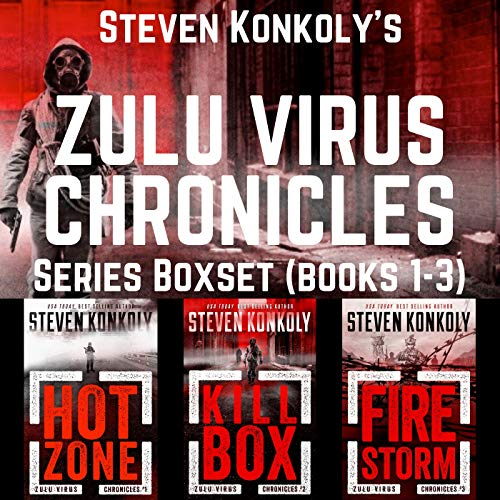 Chronicles Box (THE ZULU VIRUS CHRONICLES BOXSET (Books 1-3): A Post-Apocalyptic Thriller)