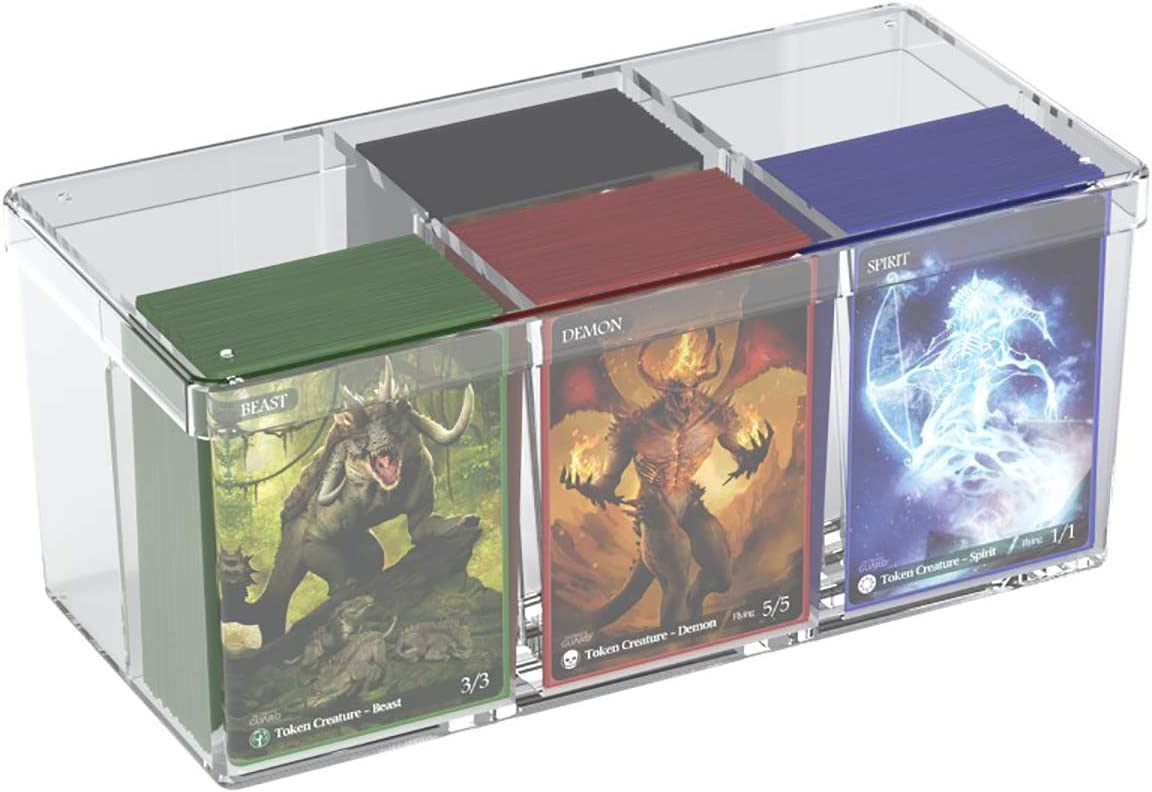 Stack 'n' Safe Deck Box (480 Cards)