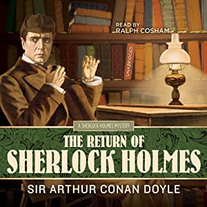 The Return of Sherlock Holmes Audiobook