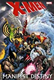 img - for X-Men: Manifest Destiny book / textbook / text book