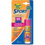 Banana Boat Sport Performance Sunscreen Stick Spf 50, 0.55-ounce (Pack of 6)