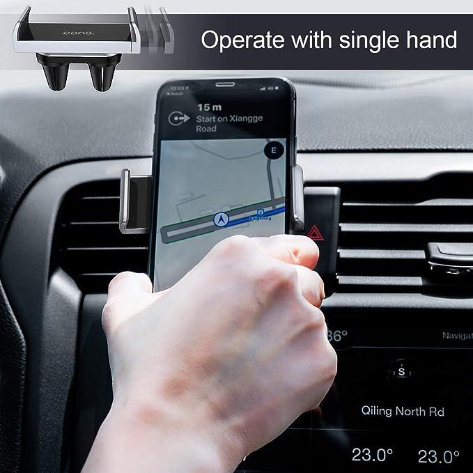 Eono Essentials Supporto Cellulare Auto, Universale Supporto ...