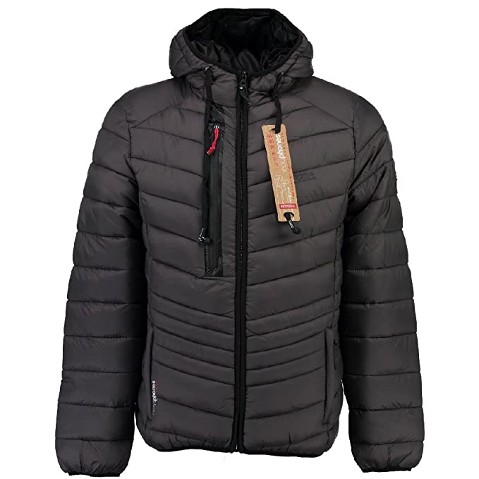 new product d85a0 29cf8 Geographical Norway - Giacca - Giacca trapuntata - Uomo