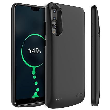 Amazon.com: Huawei P20 Pro carcasa de batería 6000 mAh ...