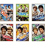 CHiPs: The Complete Series DVD Collection - Seasons 1, 2, 3, 4, 5 & 6 [C.H.i.P.s: Complete First, SEcond, Third, Fourth…