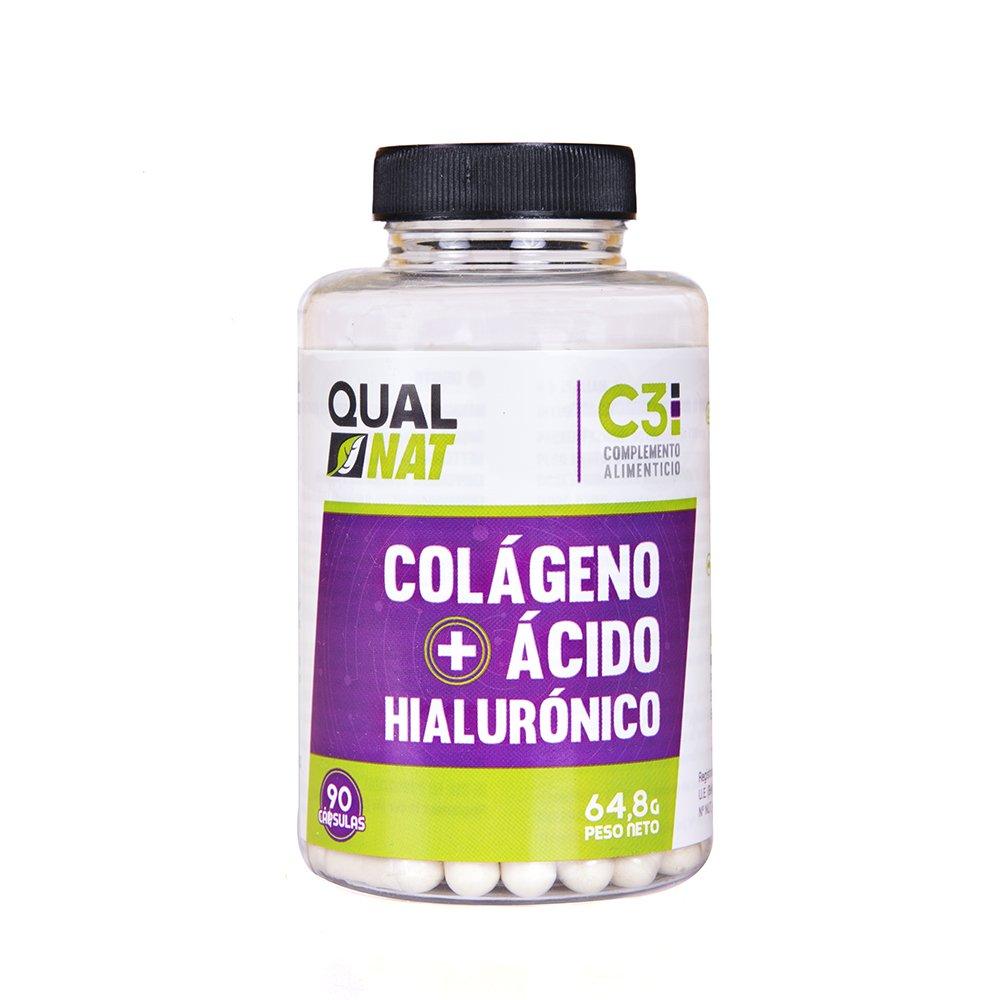 Colágeno con ácido hialurónico para una piel sana – Colágeno con vitamina