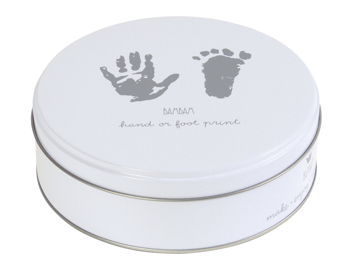 BamBam Hand and Foot Print Kit 8711811046911