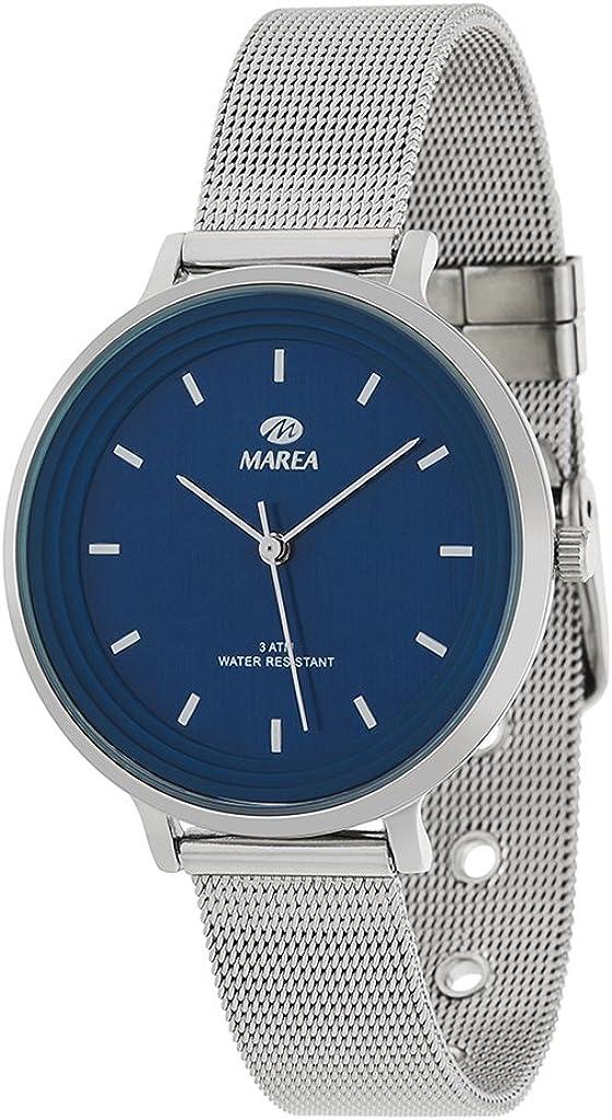 Reloj Marea Mujer B41197/7 Esterilla Azul