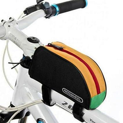 Amazon.com: George Jimmy bicicleta marco de tubo bicicleta ...