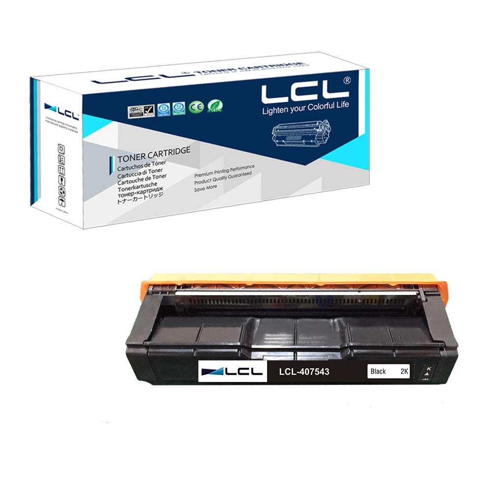 Reempalzo para Epson EPL-6200 EPL-6200L EPL-6200N LCL Tambor Compatible EPL-6200 EPL-6200L EPL-6200N S051099 C13S051099 1 Negro