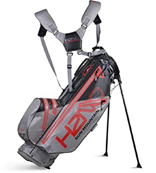 Amazon.com: Sun Mountain Golf 2019 H2NO Lite - Bolsa con ...