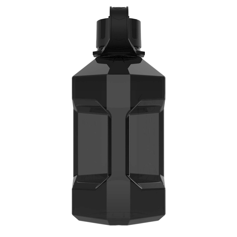 deportes Hecho en el Reino Unido Materiales 100/% seguros para usar Botella de 1.6 litros para agua//gimnasio excursiones y oficina Alpha Bottle XL Fumar Libre de BPA Ideal para gimnasio