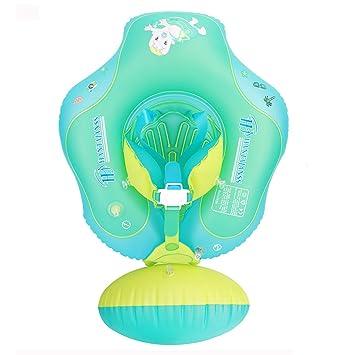Amazon.com: HANTAJANSS - Flotador hinchable para piscina ...
