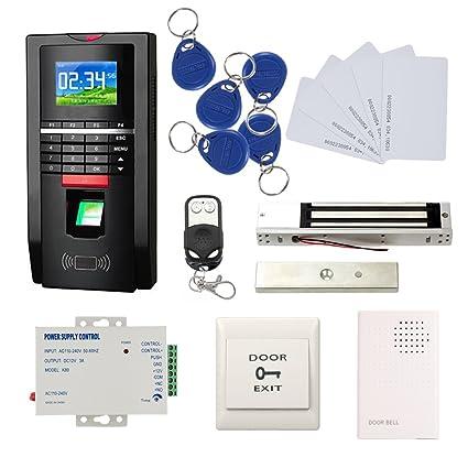 Amazon Bio Fingerprint Reader And Rfid Card Door Access