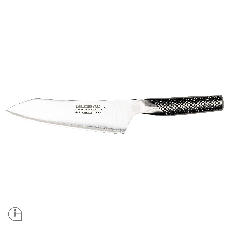 Cuchillo de cocina oriental Global G-4