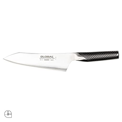 Amazon.com: Global G-4 – 7 inch, 18 cm oriental cuchillo de ...
