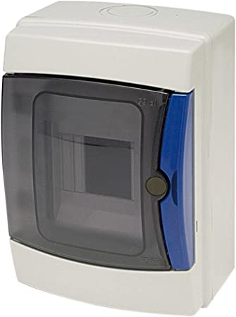 Famatel 3904-T - Caja icp-65 4 elementos con puerta transparente ...