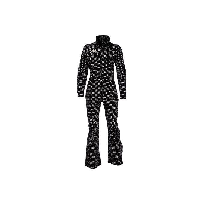 Kappa Tuta sportiva 4CENTO 411 Sci Donna  Amazon.it  Abbigliamento d4f0a50dc03