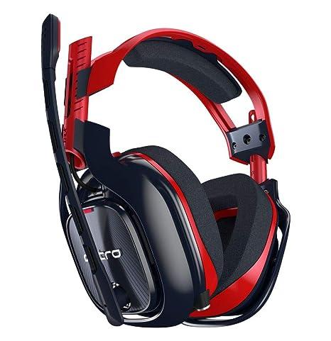 ASTRO Gaming A40 TR-X - Auriculares con micrófono y cable para PC, también