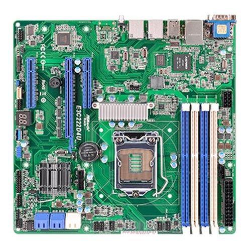 ASRock Rack Motherboard E3C222D4U