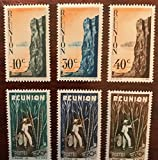 French Possessions Reunion 1947 %2D Scot