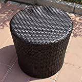 Adeco Wicker Coffee Table For Sale