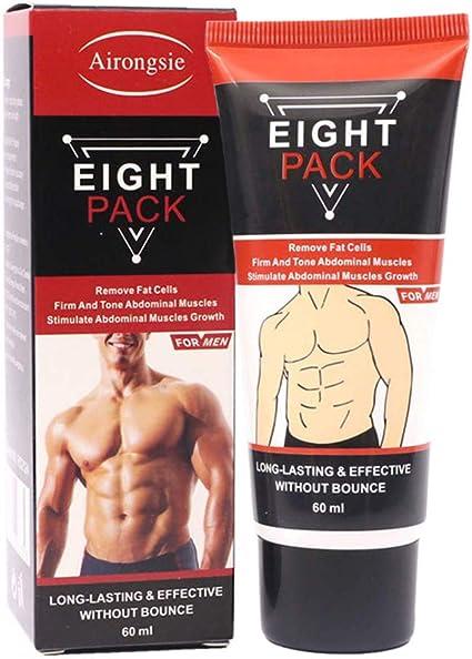Crema abdominal, Hombres Mujeres Crema para músculos abdominales ...