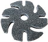 JoolTool 3M Scotch-Brite Unitized Abrasive Disc, Non Woven Web Backing, Aluminum oxide, 3S Fine Grade, 3'' Diameter