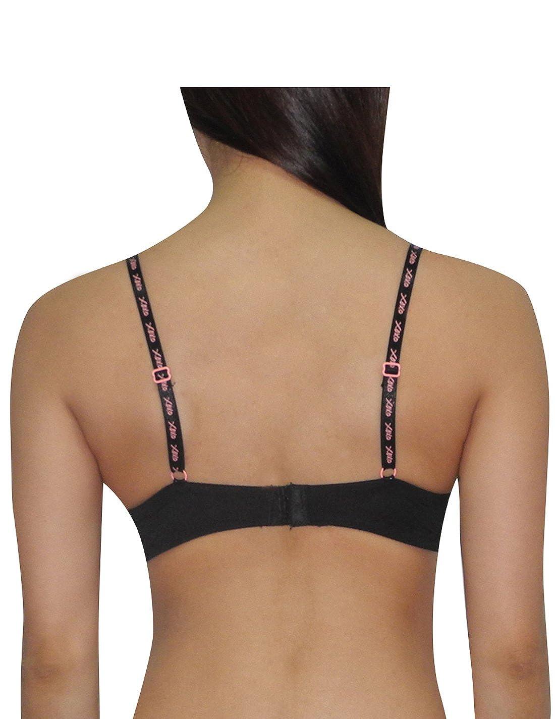 XOXO mujeres lencería perfectamente adaptada Strap Soft Cup Bra/ropa interior: Amazon.es: Ropa y accesorios