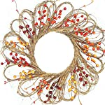 Emlyn-16-Berry-Twig-Flower-Shape-Pip-Wreath-Country-Primitive-Floral-Craft-Dcor