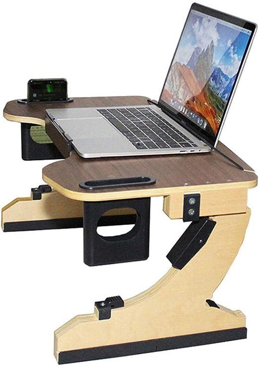 KXGL Mesa Portátil Móvil Mesa para Laptop Ángulo Ajustable,Soporte ...